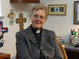 The Rev. Martha Kriebel